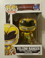 Funko Power Rangers Movie Yellow Ranger Pop! Vinyl Figure IN STOCK