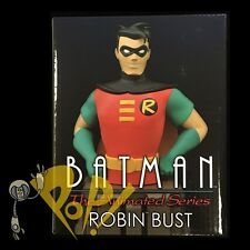 BATMAN Animated Series ROBIN Mini Bust DIAMOND Select DC Comics DST!