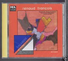 RENAUD FRANCOIS CD NEW UN REGARD OBLIQUE/ PAUL MEFANO/ PIERRE YVES ARTAUD