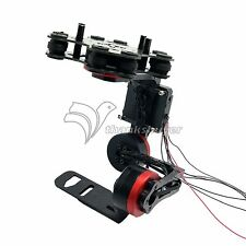 3Axis Brushless Gimbal with Three Motors for Micro DSLR Camera Sony NEX5/6/7 FPV