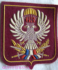 IN6870 - PATCH  63° BRIGADE PARACHUTISTE RUSSE