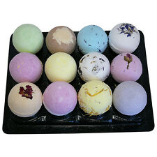 Bee Beautiful Fizzy Bath Bombs - 12 x 65g bath bombs