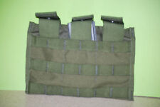 Molle 3 Mag Pouch - OD Green - New