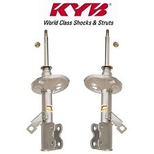 Geo Prizm Toyota Corolla 88-91 Set of 2 Front Struts Assemblies KYB Excel-G