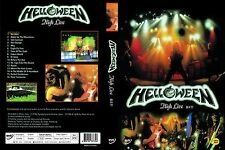 Helloween High Live (DVD,All,Sealed,New)
