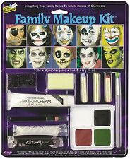Halloween Fancy Dress Family Horror Zombie Make Up Face Paint Set #9432c New P