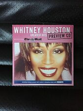 WHITNEY HOUSTON GREATEST HITS PREVIEW CD AUDIO AND VIDEO