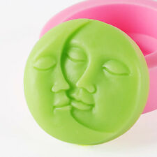 Lover Silicone Soap Molds Resin Craft Clay Handmade Chocolate Candy Mould