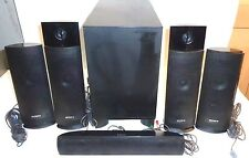 SONY BDVN790W BLU-RAY HOME THEATER SYSTEM - Speakers and Sub Woofer Only