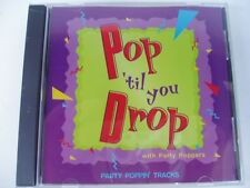 The Party Poppers - Pop Till You Drop - finger food related CD