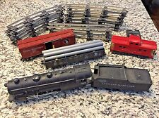 Gilbert American Flyer Trains Track 303 Atlantic Reading Lines Caboose Wagons