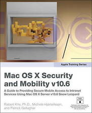 Apple Training Series: Mac OS X Security and Mobility v10.6: A Guide-ExLibrary