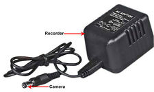 NEW Wall Power DVR + Cord Camera Motion Time Stamp AC Adapter Lawmate PV-AC30