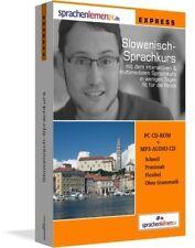 Sprachenlernen24.de Slowenisch-Express-Sprachkurs (2007)