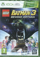 LEGO Batman 3 Beyond Gotham Xbox 360 Xbox360 Game