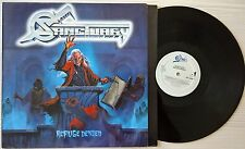 DISCO LP VINILE SANCTUARY - REFUGE DENIED - 1987 EPIC EPC 460811 - NM/EX