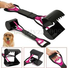 Pet Dog Waste toilet training Easy Pickup Pooper Scooper Poo Poop Scoop Grabber