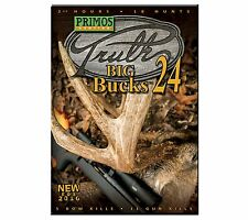 Primos The Truth Big Bucks 24 Hunting DVD Video (2016 Release) #43241