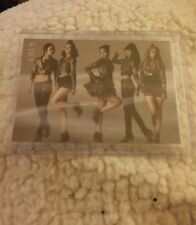 Kara japan promo official photocard Card Kpop K-pop exo apink snsd girls day