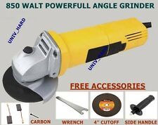 100mm POWER FULL HEAVY DUTY ANGLE GRINDER SIMILIAR TO DEWALT 801 GRINDER