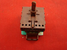 AEG Electrolux Program wähl switch  24 D 132 050 700 04-0089.0506 #KP-1288