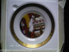 Royal Copenhagen The Hans Christian Andersen Plates - The Princess and the Pea
