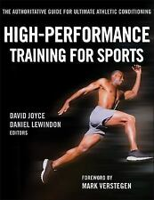 High-Performance Training for Sports by Dan Lewindon (2014, Paperback)