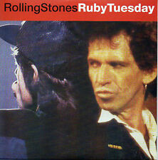 ★☆★ CD Single The ROLLING STONES Ruby Tuesday (Live ) - 7-track CARD SLEEVE ★☆★