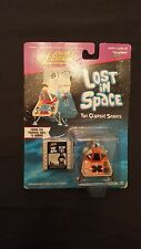 "1998 LOST IN SPACE ""SPACE POD"" JOHNNY LIGHTNING MIP CLIP 31"