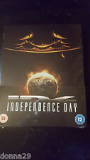 Independence Day Blu-ray Zavvi/Play.com Sold-Out Steelbook Brand New and Sealed+