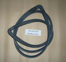 Weatherstrip Windshield Rubber Rear Seal fits Toyota Hilux LN85 Cab Pickup