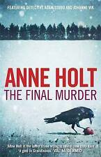 The Final Murder by Anne Holt (Paperback, 2016) Used Very Good 9781848876149