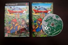 PlayStation 2 Dragon Quest VIII 8 Japan PS2 game US Seller
