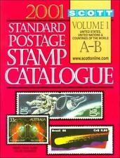 Scott 2001 Standard Postage Stamp Catalogue: United States and Affiliated...