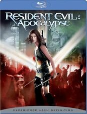 RESIDENT EVIL 2 APOCALYPSE NEW BLU RAY DISC MOVIE SCI FI ZOMBIE MILLA JOVOVICH