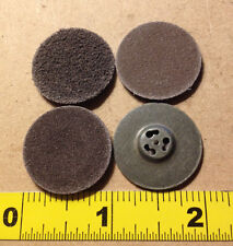 "Sanding Locking Discs & Arbor 3 Prong Attaching Disc. 1"", Mixed Grits, 250p"