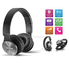 Bluetooth Headphones V4.1 Wireless Stereo Headset Noise Cancelling with Mic