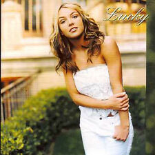 CD Single Britney SPEARS Lucky 2-Track CARD SLEEVE Heart