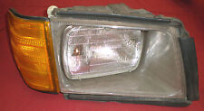 82-91 MERCEDES W126 COUPE 380SEC 500SEC 560SEC~RIGHT SIDE HEADLAMP w/TURN SIGNAL