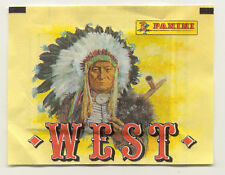 Stickertüte OVP:   West   ( Panini - 1993)