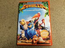 * NEW DVD Film * ADVENTURES IN ZAMBEZIA * DVD Movie * sca