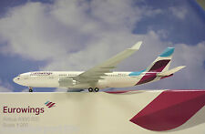 Limox wings 1:200 Airbus a330-200 Eurowings D-axga ew03 + HERPA wings catalogue