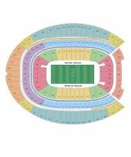 3 tickets for Denver Broncos vs New England Patriots Tickets 12/18/16 (Denver)