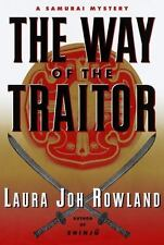 The Way of the Traitor: A Samurai Mystery-ExLibrary