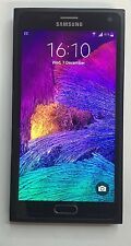 Samsung Galaxy Note 4 SM-N910F-32GB Black (Unlocked) Smartphone Rarely Seen