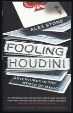 Alex Stone - Fooling Houdini - Proof/ARC