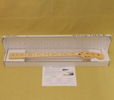 099-6102-921 Genuine Fender Mexican Replacement Maple P Precision Bass Neck