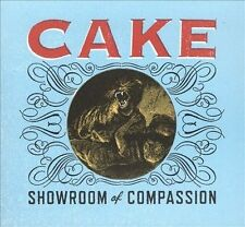 CAKE - SHOWROOM OF COMPASSION - CD