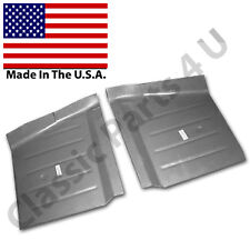 1962 1963 1964 1965 FORD FAIRLANE FRONT FLOOR PANS NEW PAIR FREE SHIPPING!!