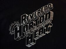Reverend Horton Heat Camiseta Vintage Sub Pop Rockabilly Licor Original 1996